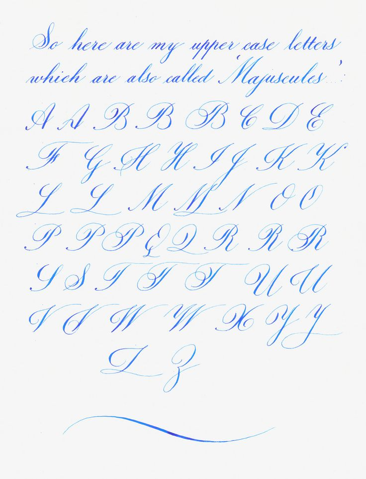 Worksheets Beautiful Handwriting Alphabet 1000 ideas about beautiful handwriting on pinterest penmanship letter h my copperplateish alphabet the fountain pen network