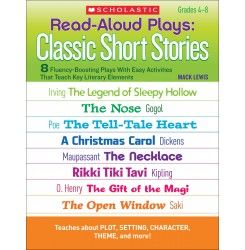 short essays to read aloud Use promocode to get off read-aloud plays: classic short stories at scholastic teacher express find this pin and more on read aloud plays by macklewis.