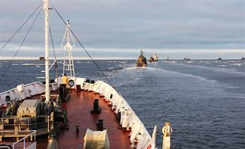 Russia's first military logistics Arctic node to be commissioned 2015
