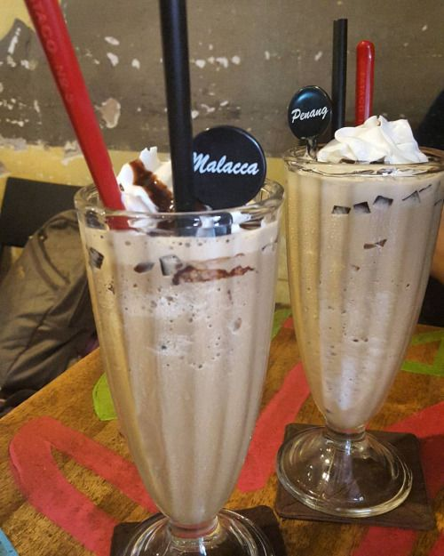 #Tumblr bonchjela:  The best coffee in Malaysia is from Malacca!!!...