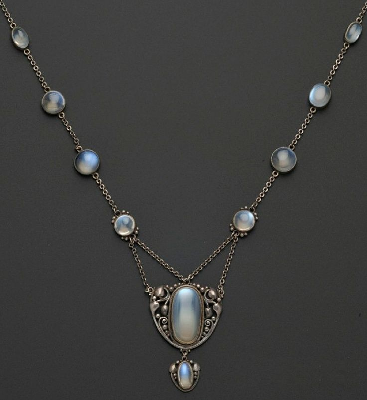 Unique Necklace for Affordable  Moonstone Jewelry On Martha's Vineyard