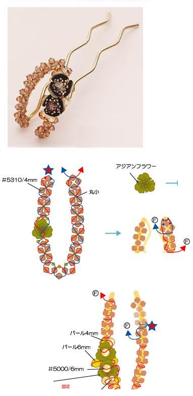 496 Best Images About Beads 3 On Pinterest Beaded