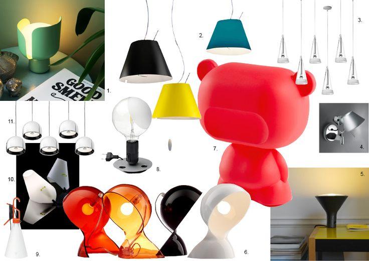 Designové moderní osvětlení za přijatelné peníze.