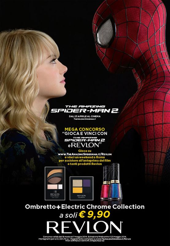 Makeup artist Revlon nei negozi Coin!
