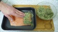 saumurage du saumon gravlax