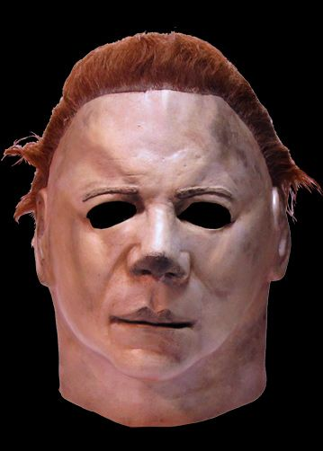 Michael Myers Halloween II Mask, Universal Studios 1981 Halloween II Latex Halloween Mask | TRICK or TREAT STUDIOS - Masks to Die For!