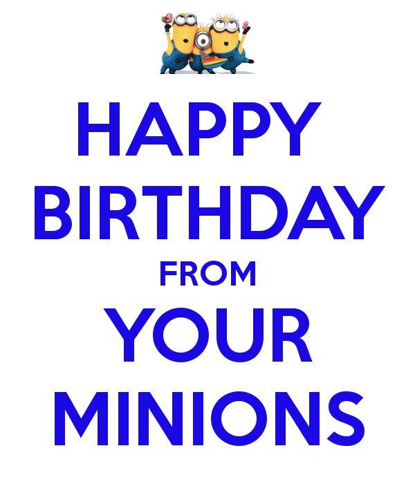 Best 25 Happy Birthday Minions Ideas On Pinterest: Best 25+ Happy Birthday Minions Ideas Only On Pinterest