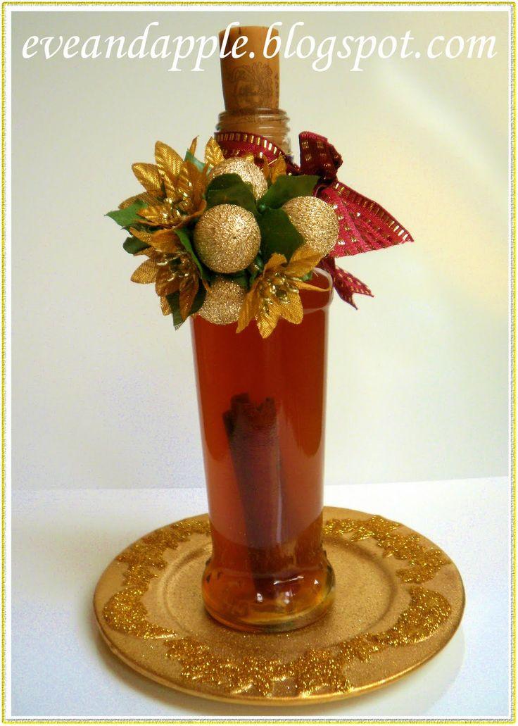 400 gr aszalt szilva 150 gr méz 5 fahéjrúd 1 vaníliarúd 5 dl vodka 5 dl víz 200 gr méz  Fogj egy 1,5 literes csavaros tetejű üveget, jó ala...
