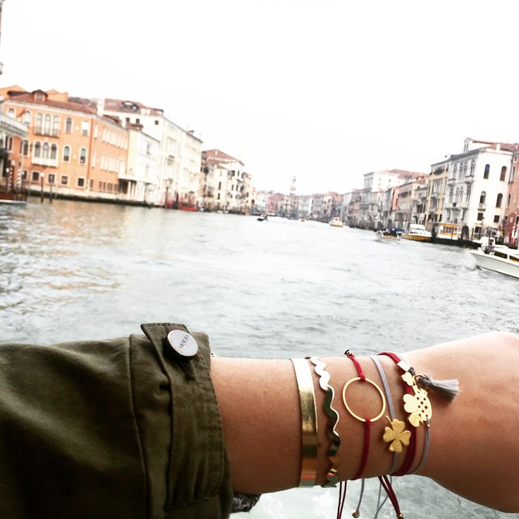 Travel with MyLifelikes creations #armparty #karma #jewellery #luckycharms #travel #womenstyle #womenfashion #ootd