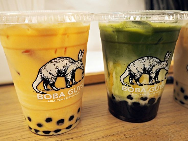 Bubble tea from Boba Guys NYC!  http://styledupstate.com/crazy-for-boba-guys/