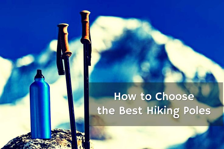The development of hiking gear has led to a more ergonomic and secure hiking pole. This is a tool that is used by hikers to maintain support and stability during a trek. The hiking tool is made of aluminum or copper and is now made to be lightweight... http://www.heroic-adventures.com/hiking-poles/how-to-choose-the-best-hiking-poles/