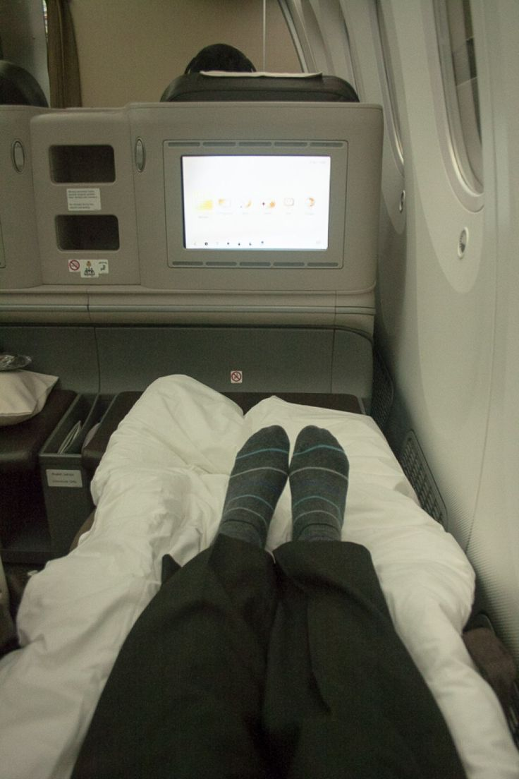 Flying Business Class in the 787 Dreamliner: Royal Brunei Airlines in Review