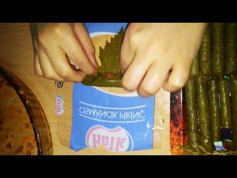 Adevăratul mod de a rula sarmalele. Privește cum se face în Turcia! - Bucatarul.tv