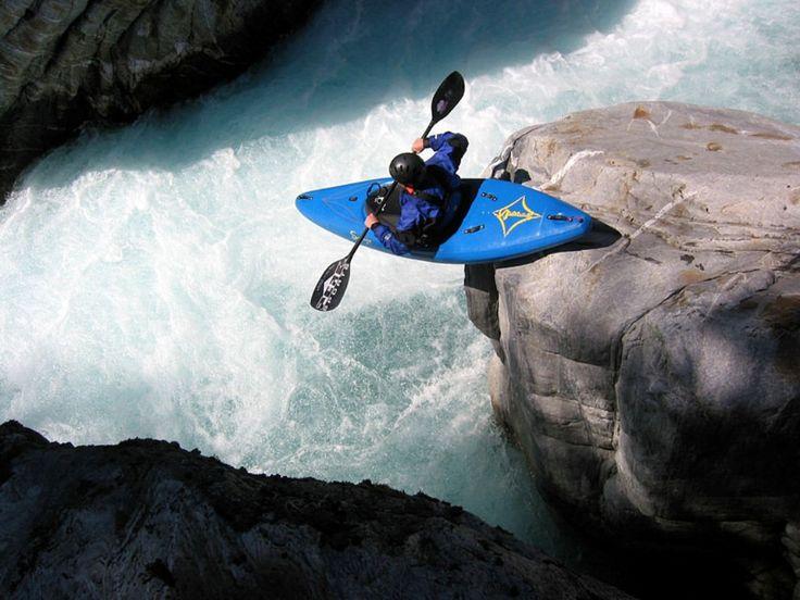 Kayaking A Beautiful Sport