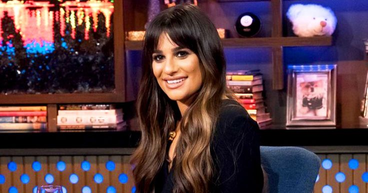 Lea Michele opened up about her former 'Glee' costar Heather Morris' shocking elimination from 'Dancing With the Stars' on 'Watch What Happens Live' — watch