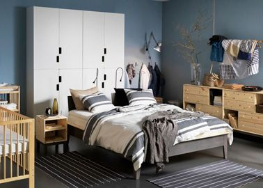45 best dressing images on pinterest organization dressings and home decor - Dressing extensible ikea ...