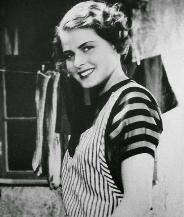 Ingrid Bergman, 1934