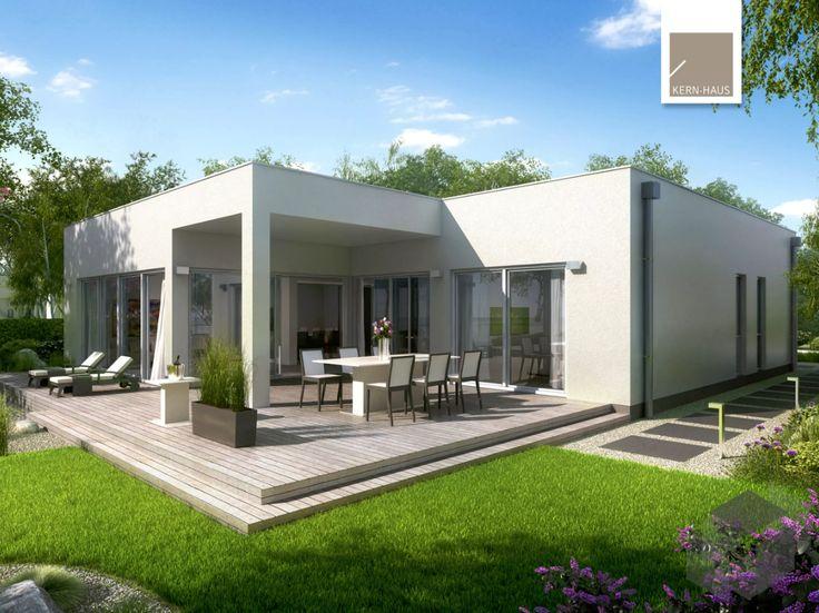 60 besten bungalows bungalow ideen und grundrisse bilder auf pinterest. Black Bedroom Furniture Sets. Home Design Ideas