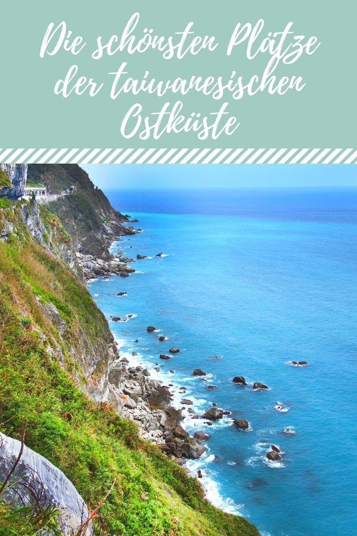 Die schönsten Plätze der taiwanesischen Ostküste