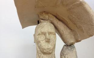 Mostra dei Giganti di Monte Prama a Cagliari e a Cabras | Sardegna Turismo
