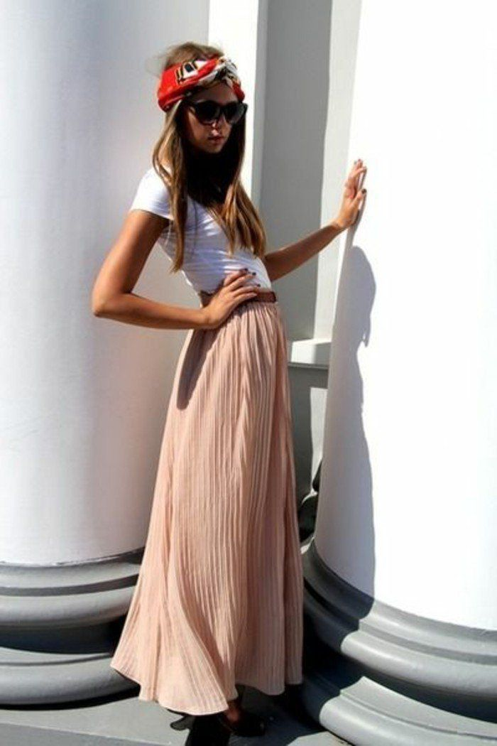 52 best la jupe plissee images on pinterest pleated skirts pleated skirt outfit and long skirts