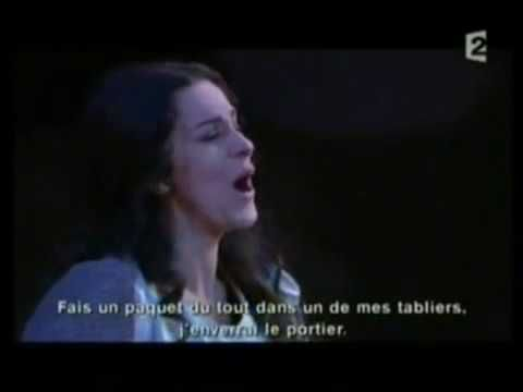 "Angela GHEORGHIU  Sings ""Donde lieta usci"""