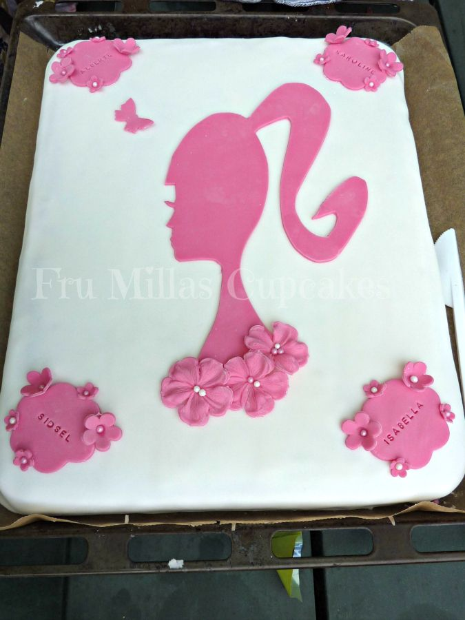 Fru Millas Cupcakes: Så er der fødselsdag igen