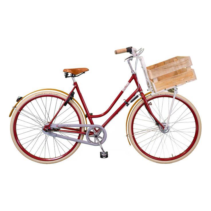 Verdammt cooles Ladies Roetz Bike! Upcycling bei goodz.com