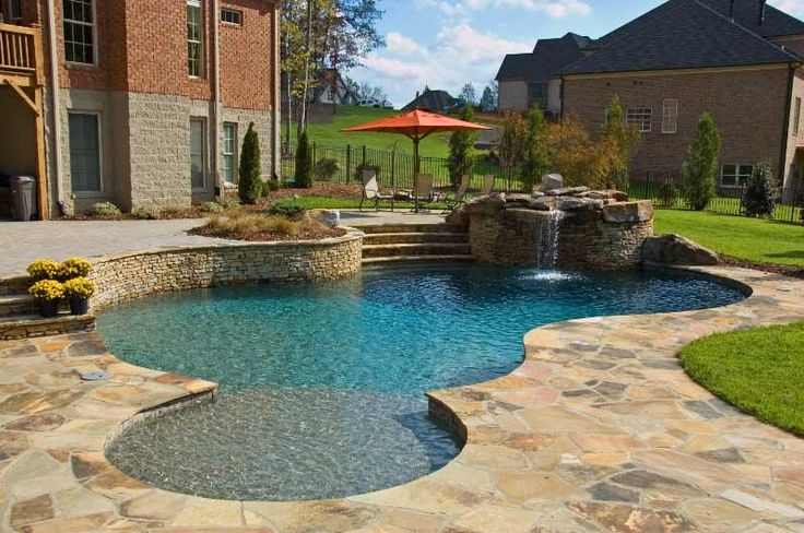 28 best images about new home landscaping on pinterest for Landscaping rocks winston salem nc