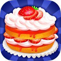 Strawberry Shortcake - Make Cakes! by Kids Go Games