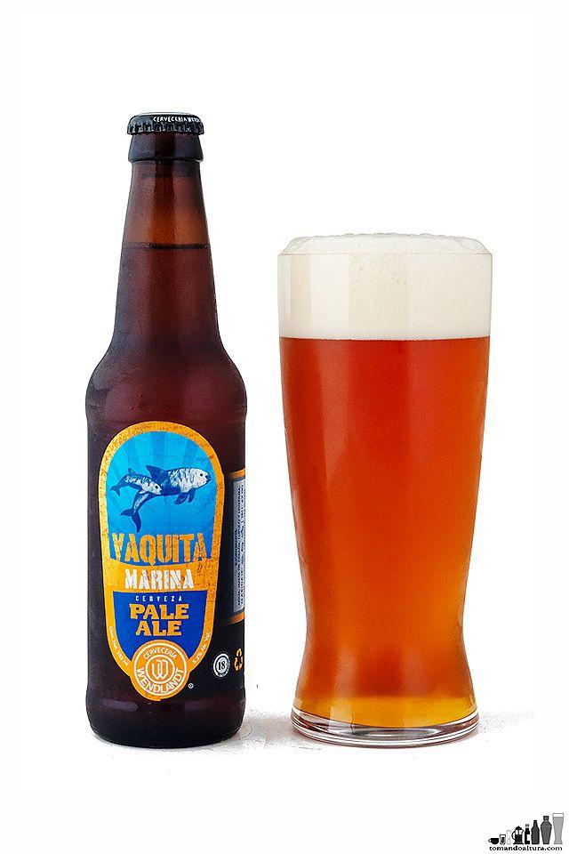 Vaquita Marina La American Pale Ale De Wendlandt Mexico Beer