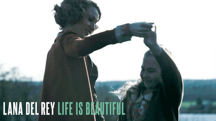 """The Age of Adaline inspired the incomparable Lana Del Rey's """"Life Is Beautiful"""" – Watch the exclusive video featuring her brand new song!"""