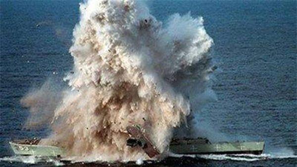 Militer Yaman ledakkan 20 persen kapal tempur Saudi