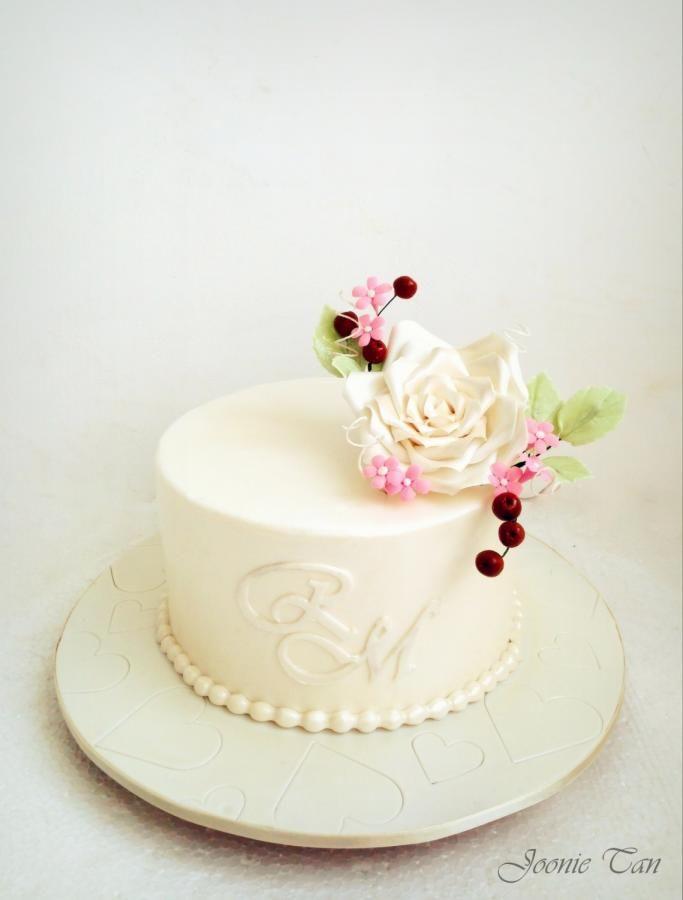 Pretty Cake Decorating Ideas