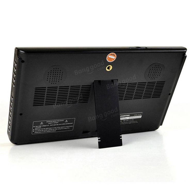 Leadstar 10.2 Inch 12V Portable DVB-T/DVB-T2 TFT LED HD TV Television Sale - Banggood.com