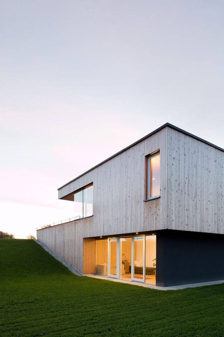 Modern Design Meets Countryside House In Austria | Interior Design inspirations and articles