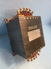 Reliance Electric 69956-W Single Phase Transformer 50/60 Cycles TR8600 (TK2652-1). See more pictures details at http://ift.tt/2mjecnN