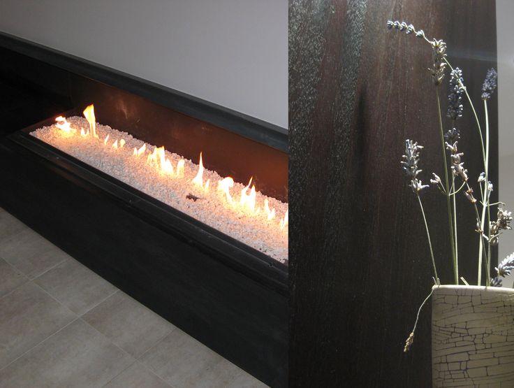 Maison à Orly #house #livingroom #fireplace Agence MOHA