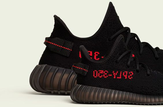 Official Store List For The adidas Yeezy Boost 350 v2 Black Red