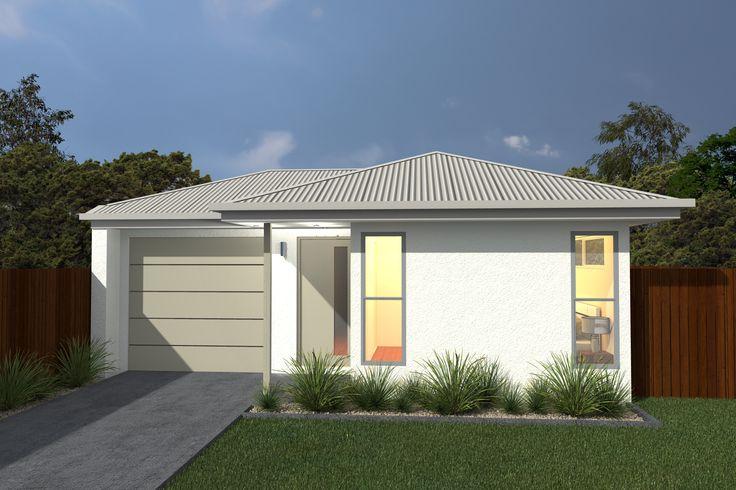 Costa Home Design Sunshine Coast Home Builders BIANO149 Classic Facade
