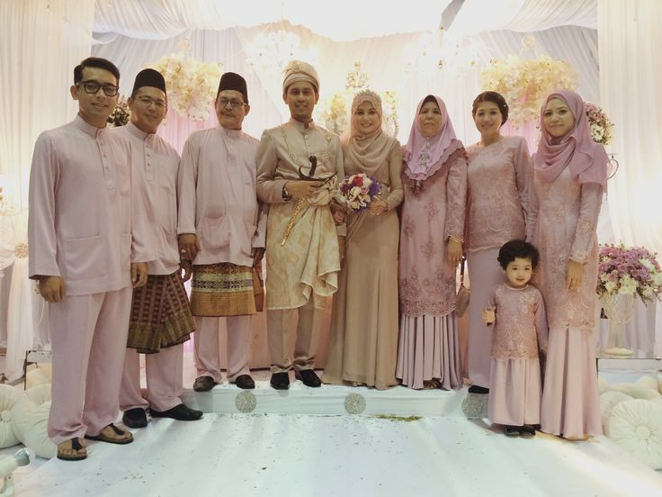 Family, Afiq & Hariati