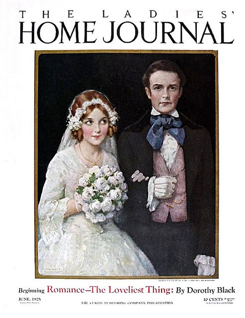 1925 - Ladies' Home Journal Magazine Cover