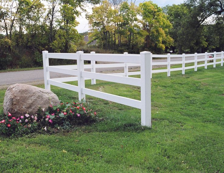 Ranch Style Fences   Our Future House - Outdoor, Styles ...