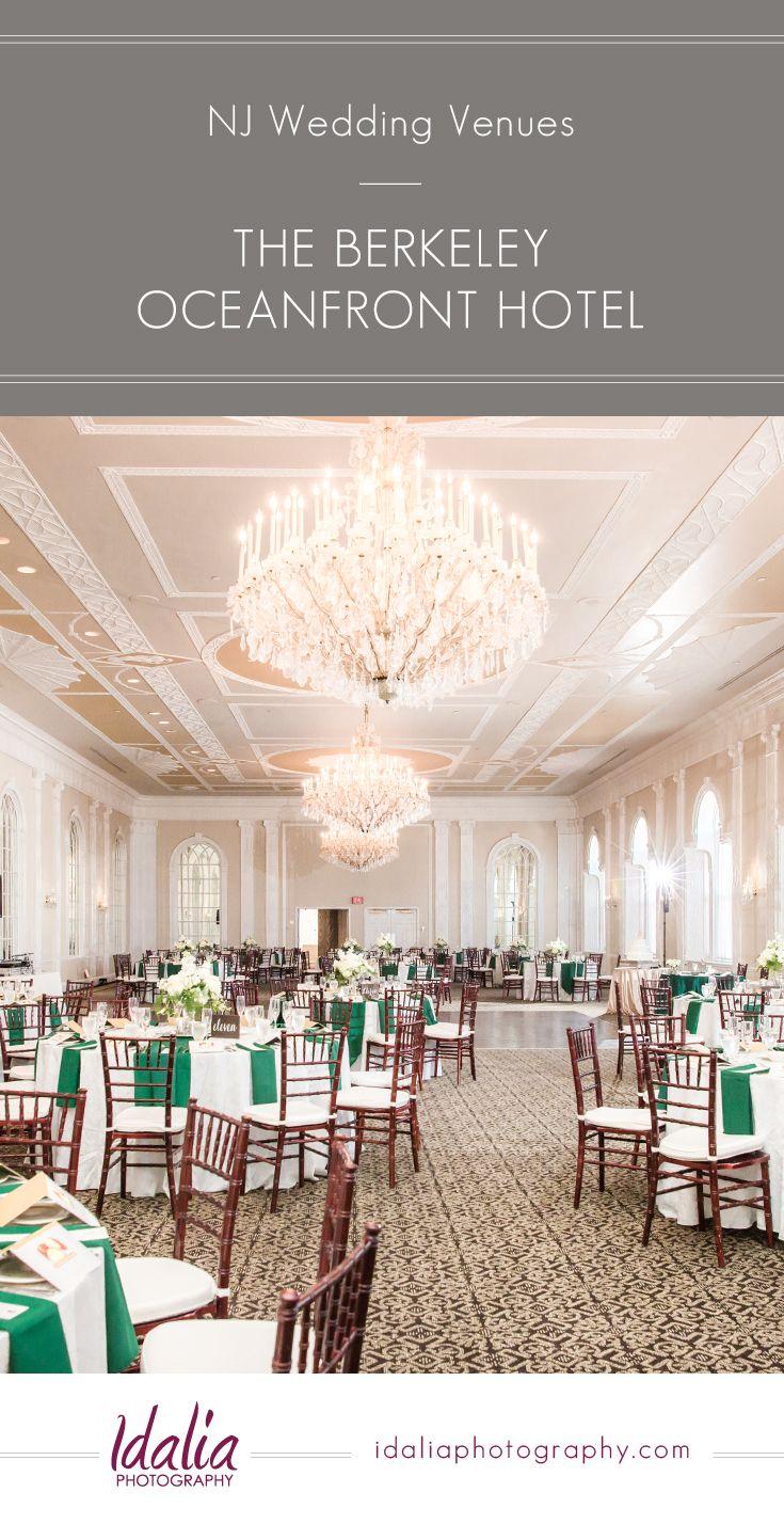 Berkeley Oceanfront Hotel NJ Wedding Venue