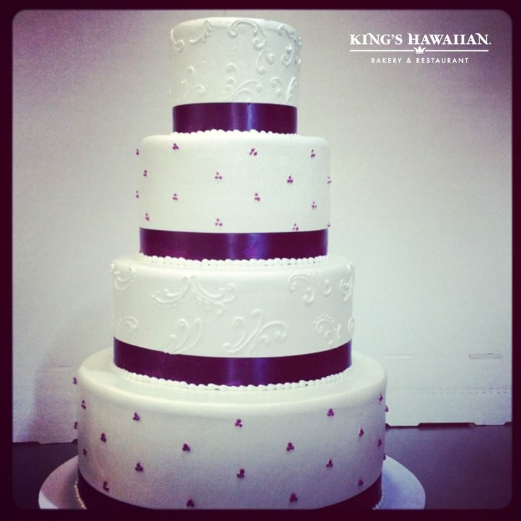 kings hawaiian wedding cake king s hawaiian wedding cake torrance ca wedding 16643