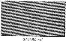 Biblioteca da Costura: Gabardine / Gabardina