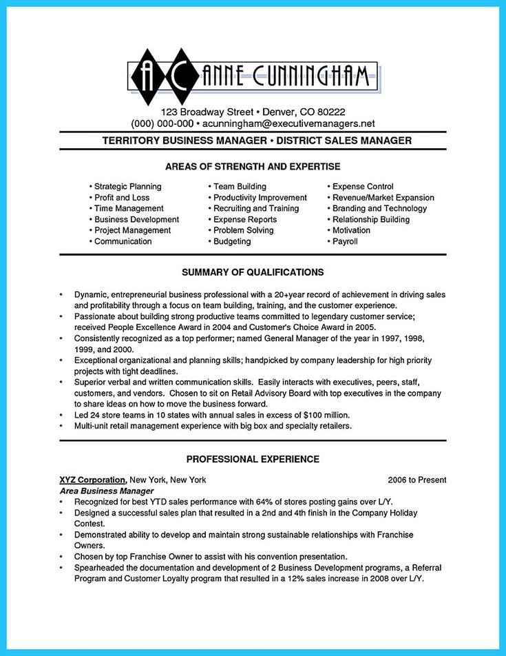 40 best Resume Templates images on Pinterest Curriculum, Resume - business administration resume