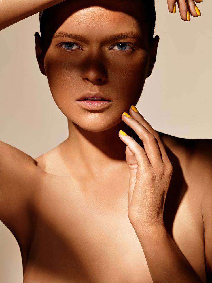 www.auraphotoagency.com Beauty photographer Jean-Philippe Malaval - Grazia Spagna