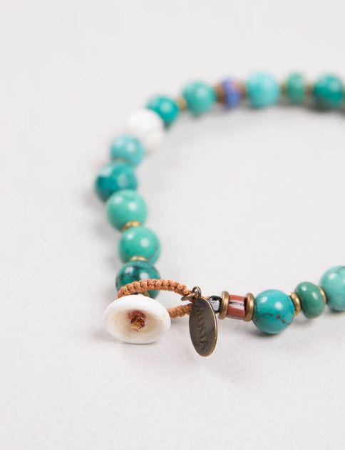 Mikia Mikia X United Arrows Turquoise Bracelet
