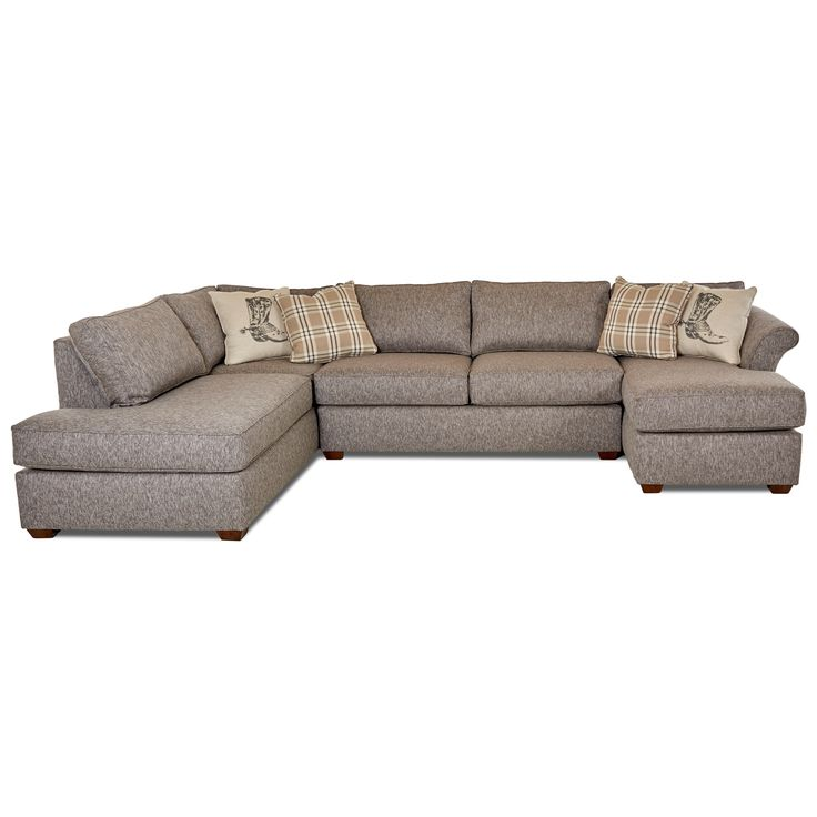 Sofa Slipcovers Jaxon Pc Sectional Sofa by Klaussner